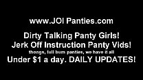 I Love The Way  These New Panties Look Joi es Look Joi