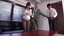 Miho Aihara first appeared on Caribbeancom as a new office lady 2