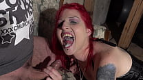 Raw Camera Footage Blowjob from German Couple B...