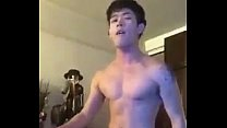 Asian hot guys on nightbed