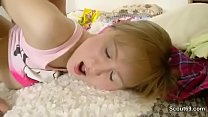 Extrem Cute Teen Get First Anal Fuck by Big Dic...