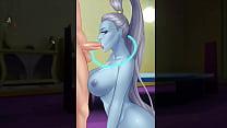 Dragon Ball Divine Adventure Part 12 Saiyan sex