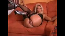 Mature Blonde Lady Fucked in the ass preview image