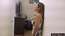 Classy milf fucked hard by her horny stepson preview image
