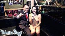 Valentina Nappi naked for Andrea Diprè [무대에서 stage]