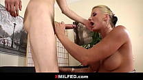 Mom Starving her Son - XMILFED.com