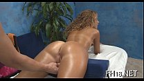 Hot 18 year old angel gets drilled hard thumbnail