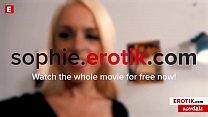 German MILF Sophie Logan FUCKS her loyal FAN! (English) WHOLE SCENE → sophie.erotik.com FREE Vorschaubild