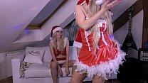 فیلم سکس ایرانی » A VERY HAPPY CHRISTMAS PARTY IN SANTA CLAUS COSTUMES & BIG ASS SURPRISES thumbnail