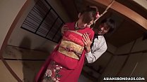 Nasty mature housewife, Azusa Uemura got fucked hard and creampied
