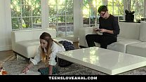 TeensLoveAnal - Naughty Teen (Alana Summers) Gets Ass-Fucked By The Counselor