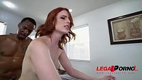 Bad Ass Alex Harper in her American Anal BBC DP thumbnail