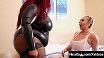 Nasty Minded Nina Kayy Banged By Black BBW Jalisa Elite!