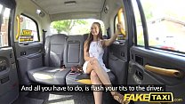 Fake Taxi Horny flexible American sweetheart