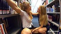 Extrem riskant in der Bibliothek