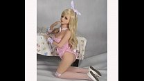 www.Realdollwives.com 136cm Silicone Sex Toy Realistic Doll