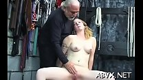 Naked babes roughly playing in thraldom xxx amateur video porn thumbnail