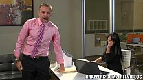 Brazzers - Alektra Blue is one hot secretary Thumbnail