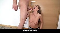MILF Closing The Deal With Anal- Tina Kay