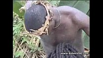 real african amateur fuck on the tree Thumbnail