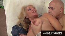 Golden Slut - Blonde GILFs Making Love Compilation