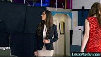 Lesbos Girls (kirsten&madi) Use Sex Toys In Hard Sex Scene video-28