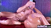 Anal Deep Sex Tape With Huge Round Ass Horny Girl (August Taylor) movie-10