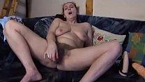 Liza milf with dildo
