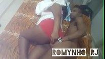 Romynhorj fudendo a buceta da morena do rabetao ate cuzinho ela deu