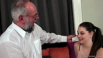 Grandpa's Dirty Magic Trick - Angelina Brill