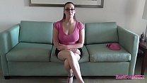 Melanie Hicks Job Interview Creampie | Instantcamsnow thumbnail