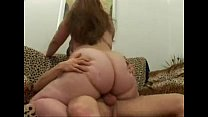Hot bbw fucks until guy cums in her mouth