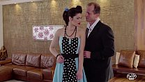 VIP SEX VAULT - Glamorous Czech pinup chick Suzy Bell gets her pussy banged thumbnail