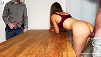 Cuckold Husband Watches His Wife Creampied By S...