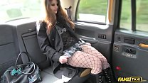 Fake Taxi kinky customer underwear fetish