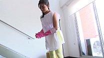 Image: OPERACION LIMPIEZA - Oiled up hard fuck with dirty Latina maid Camila Marin