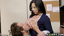 Sizzling hot sex with Sheridan the librarian preview image