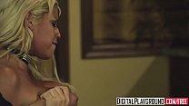 Busty blonde (Bridgette B) likes it rough - Digital Playground Vorschaubild