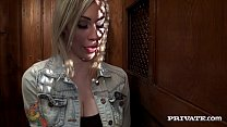 Blonde Chessie  Kay Gets Sticky In I Confess  In I Confess