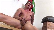 Stroking Cock Wanking Foreskin