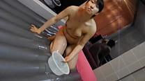 soap girl8.MOV