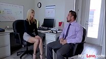 India Summers Knows How To Climb The Corporate Ladder & giantesbooru thumbnail