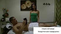 Massage with happy ending in asian massage parlor preview image