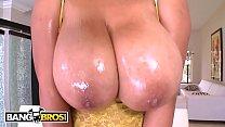 BANGBROS - Selena Star's Natural Big Titties And Amazing Round Ass
