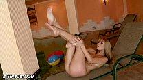 Antonya's lusty legs