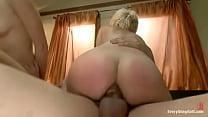 Petite scoolgirls loves their anal punishment [paradishill tv] thumbnail