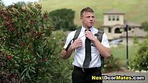 Download video bokep Virgin missionary boy spreading the good news -... 3gp terbaru