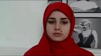 Arab teen goes nude Preview