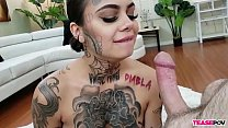 Big Dick POV Blowjob with Genevieve Sinn