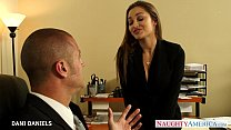 Office babe Dani Daniels take cock pornhub video